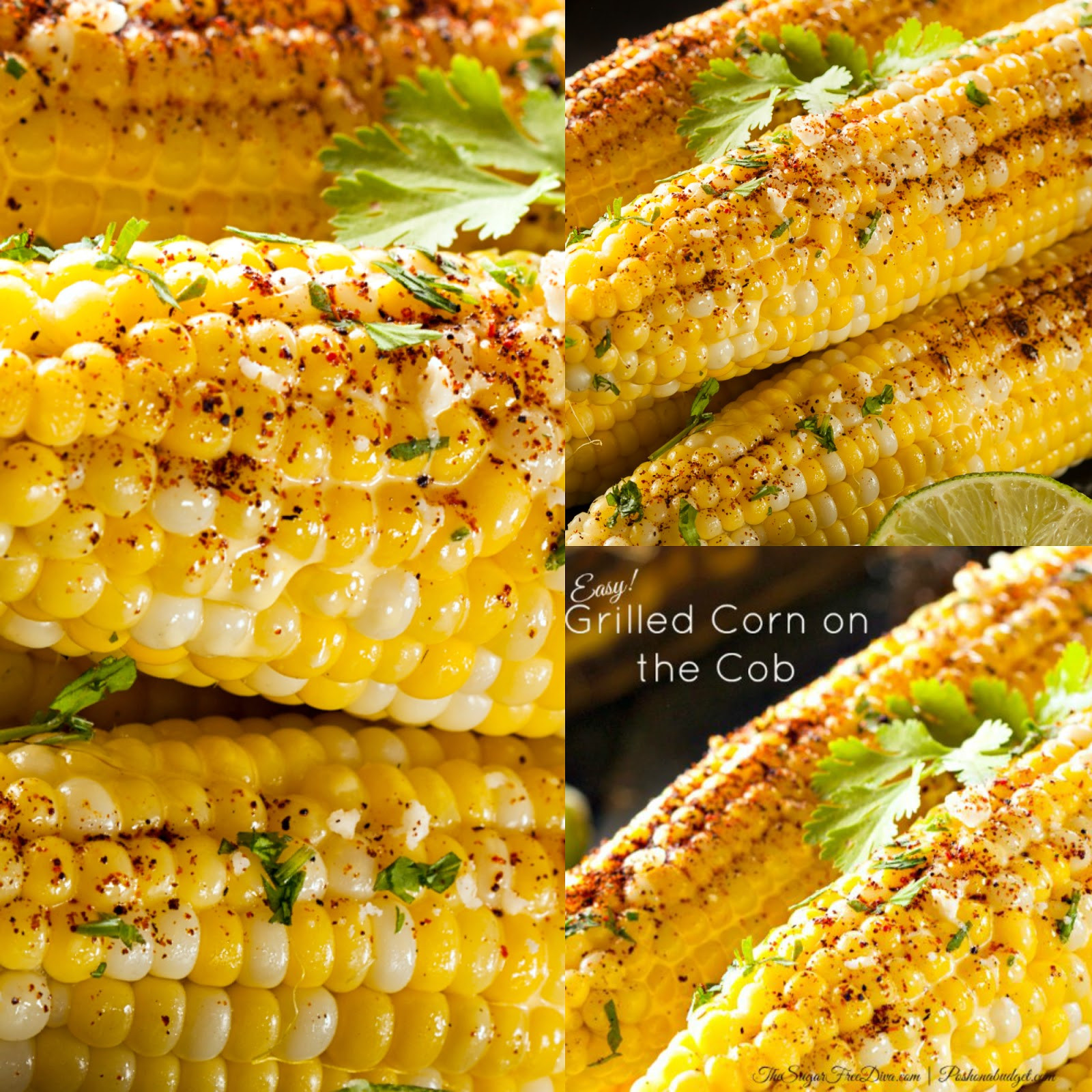 Corn On Cob On Grill  Enjoy this Easy Grilled Corn on the Cob using these directions