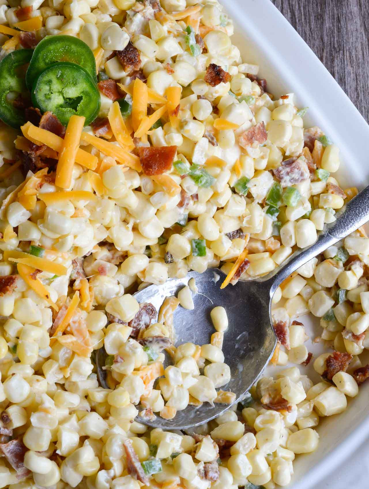Corn Salad Recipes  cold corn salad