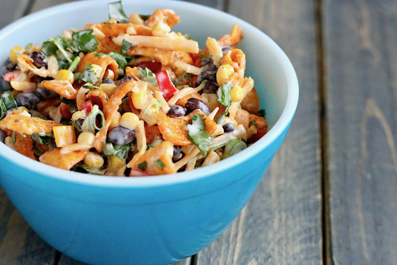 Corn Salad With Fritos  Frito Corn Salad