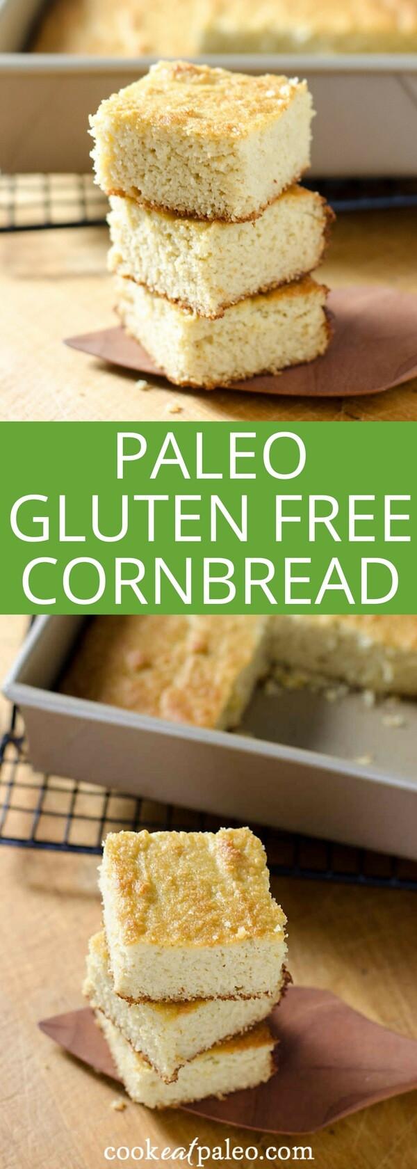 Cornbread Gluten Free  Gluten Free Cornbread Recipe — Dishmaps