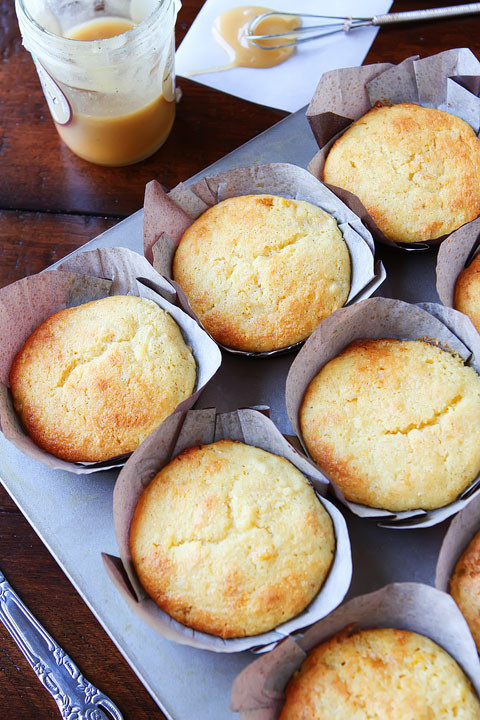 Cornbread Muffins Recipe  Cornbread recipe to go with chili