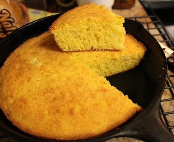 Cornbread Without Flour  No Flour Cornbread Recipe Food