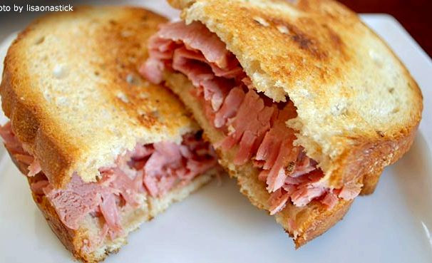 Corned Beef Brisket Slow Cooker For Sandwiches  Slow cooker corned beef sandwich recipe