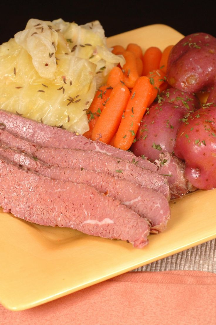 Corned Beef Cabbage Slow Cooker  Top 10 Slow Cooker Beef Recipes Top Inspired