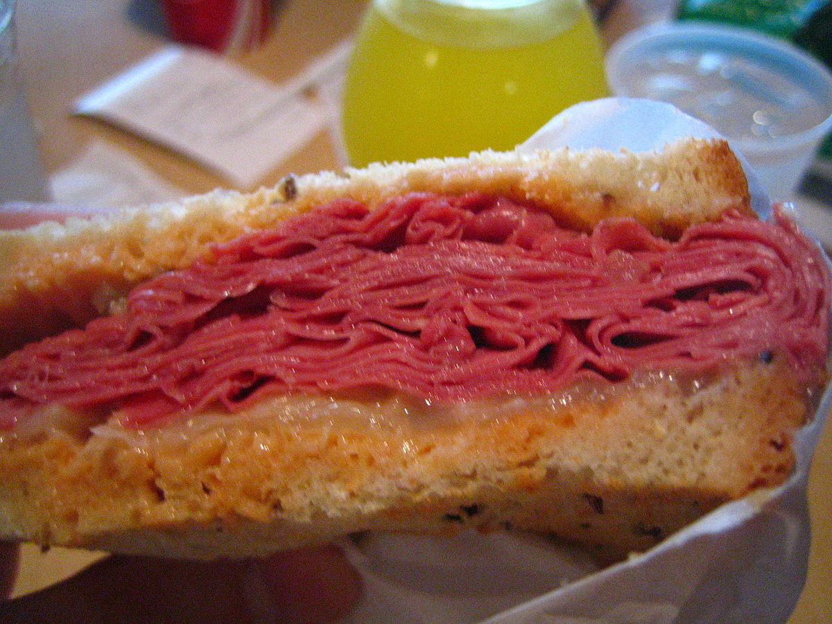 Corned Beef Sandwiches  Corned beef Simple English the free encyclopedia