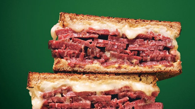 Corned Beef Sandwiches  Ditch the Pub and Make a St Patrick s Day Corned Beef