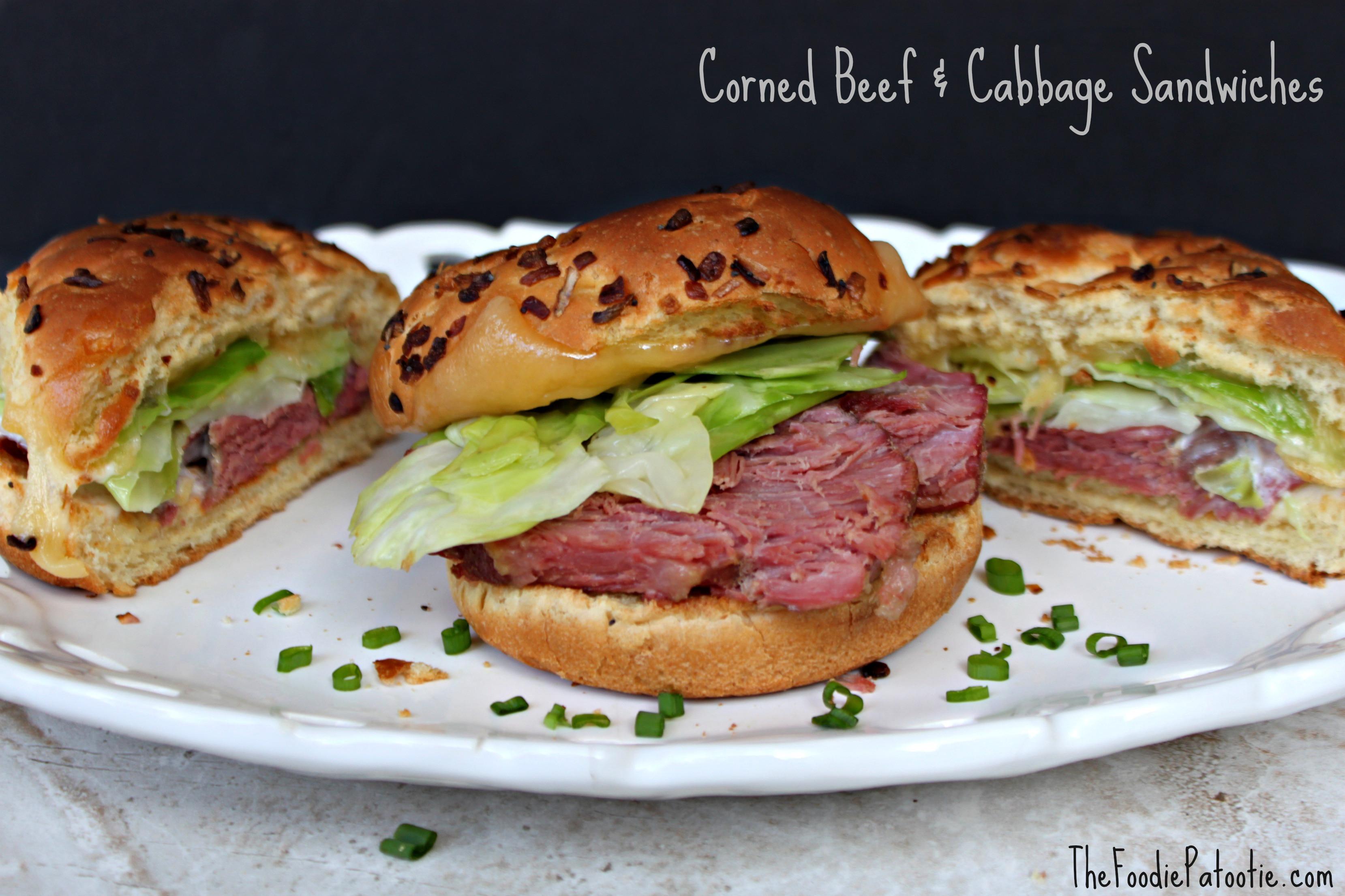 Corned Beef Sandwiches  corned beef sandwich recipe