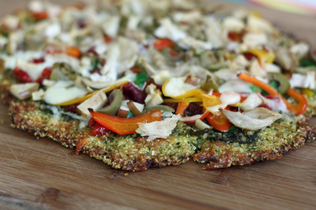 Cornmeal Pizza Crust  Fresh Recipes