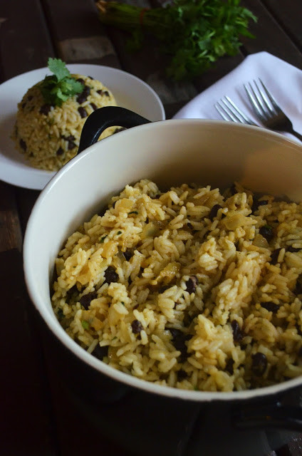 Costa Rican Rice And Beans  Gormandize Gallo Pinto Costa Rican Beans and Rice