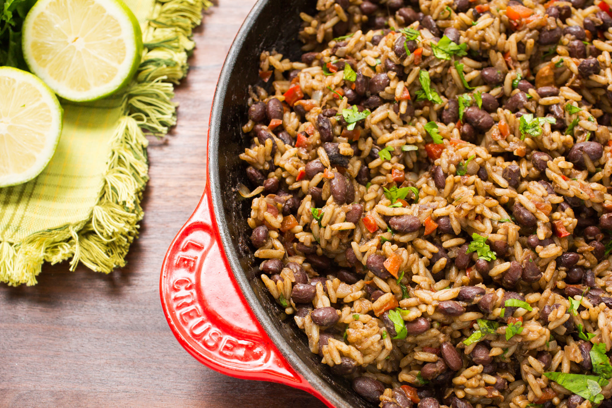 Costa Rican Rice And Beans  Gallo Pinto Costa Rican Beans and Rice