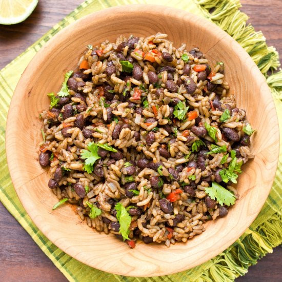 Costa Rican Rice And Beans  Costa Rican Rice Recipe Easy – Dandk Organizer