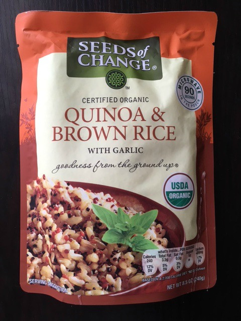 Costco Brown Rice  WhatsInYourBasket Costco Edition clairespiration