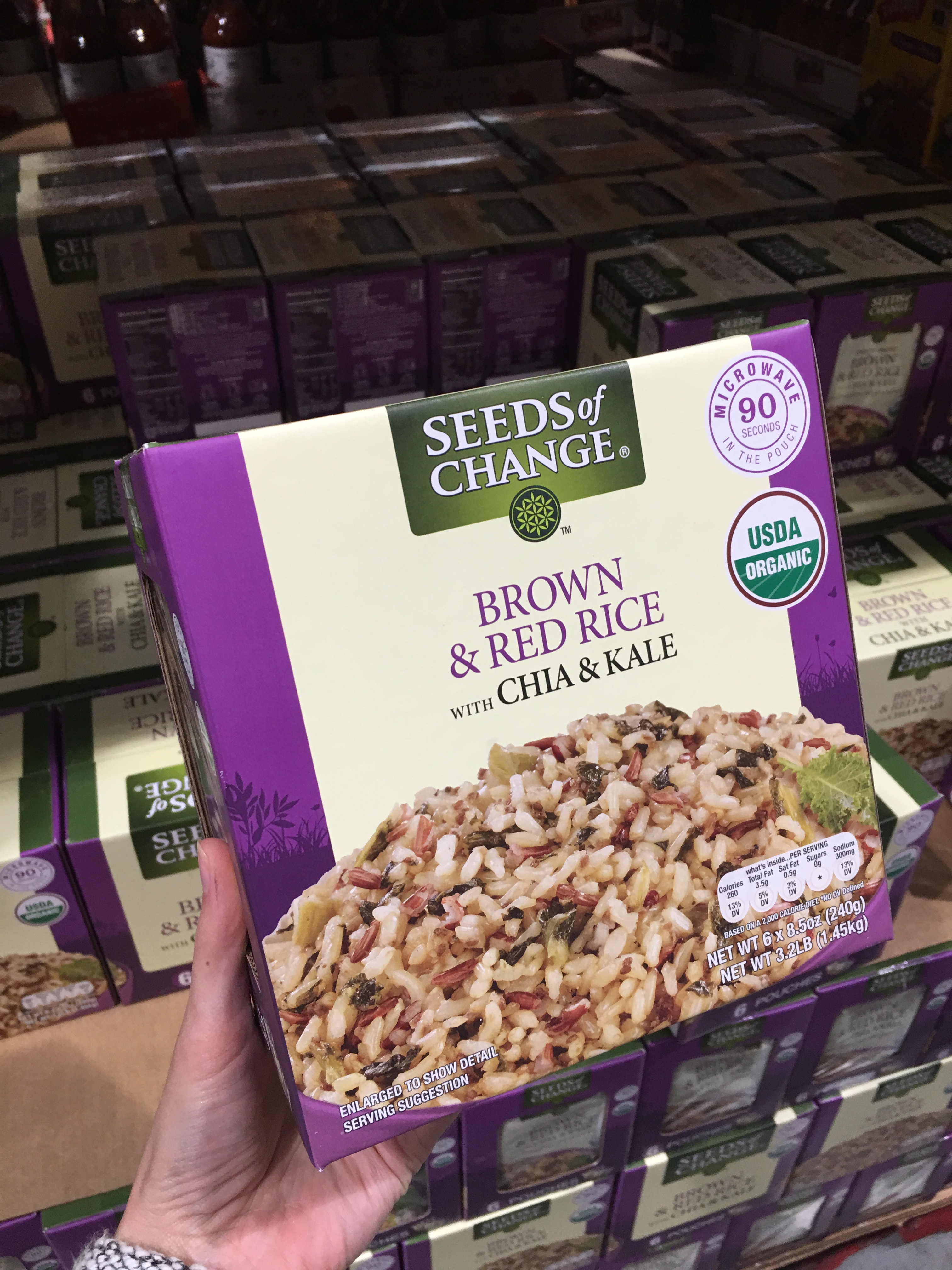 Costco Brown Rice  The Best Things To Buy At Costco For Clean Eating Get