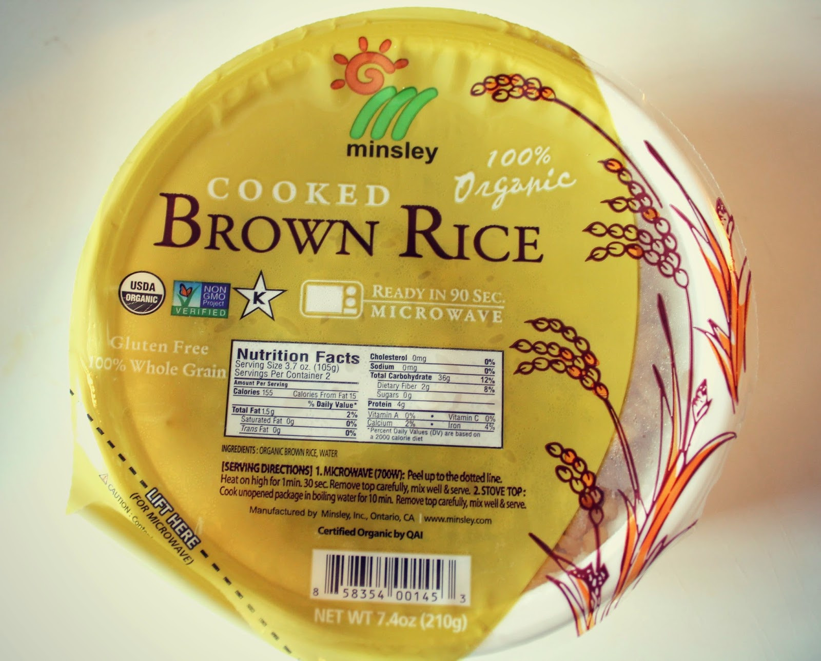 Costco Brown Rice  Arancini or Cheesy Rice Ball •Low Fat Gluten Free• A