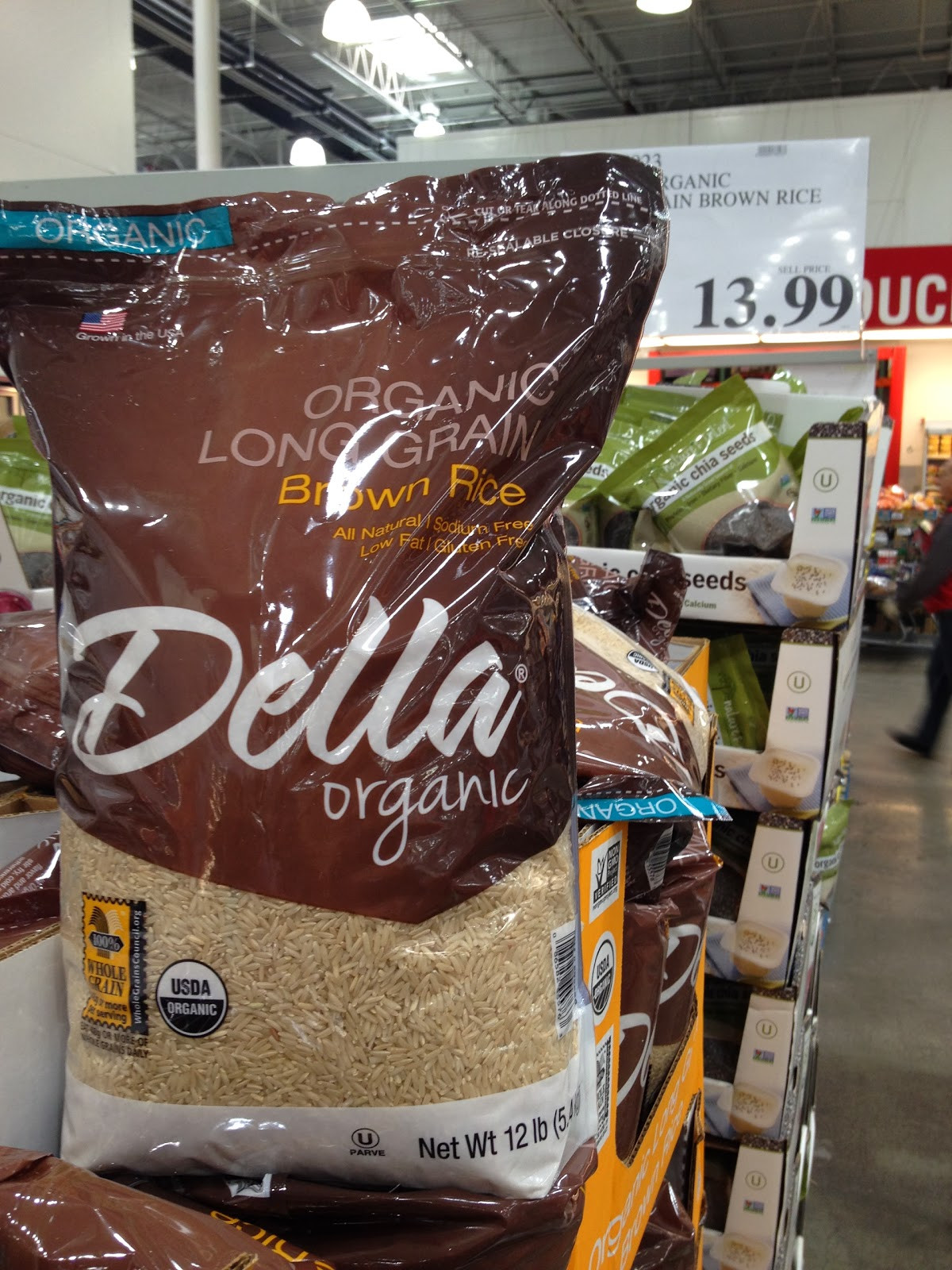 Costco Brown Rice  Do You Really Know What You re Eating New items at