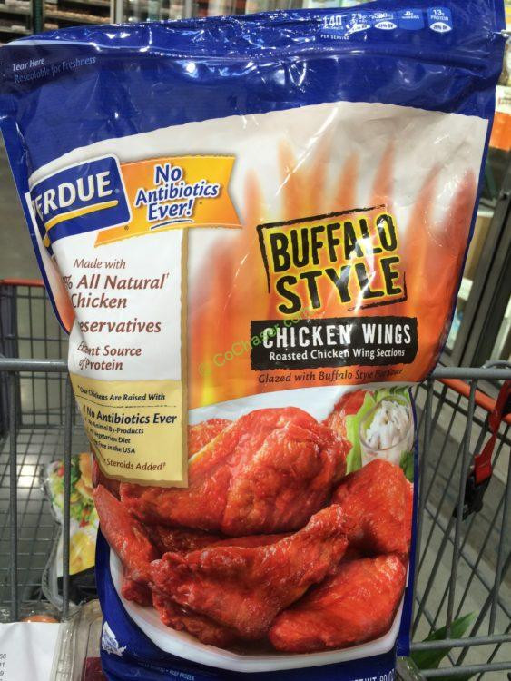 Costco Chicken Wings  Perdue Buffalo Style Wings 5 Pound Bag – CostcoChaser