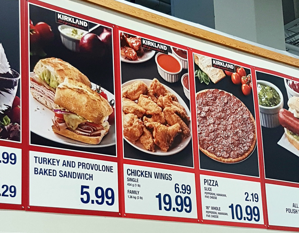 Costco Chicken Wings  Chicken Wings and Debit Credit Now at Costco Restaurant