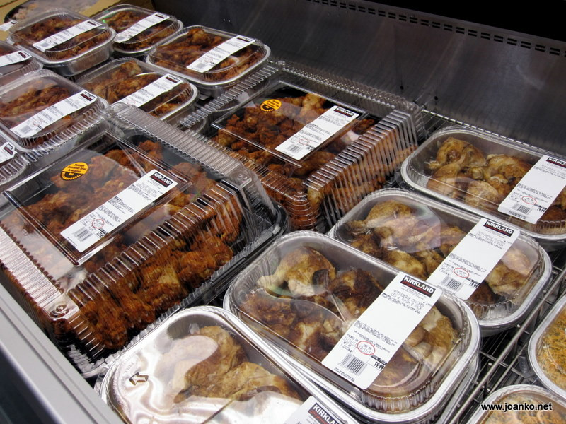 Costco Chicken Wings  What I saw at Costco