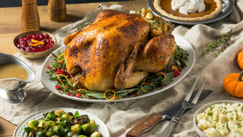 Costco Thanksgiving Dinner 2018  Here s How to Tackle Your Thanksgiving Shopping List at