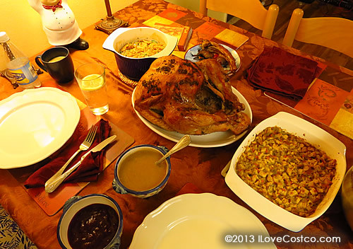 Costco Thanksgiving Dinner 2018  Late Thanksgiving Turkey
