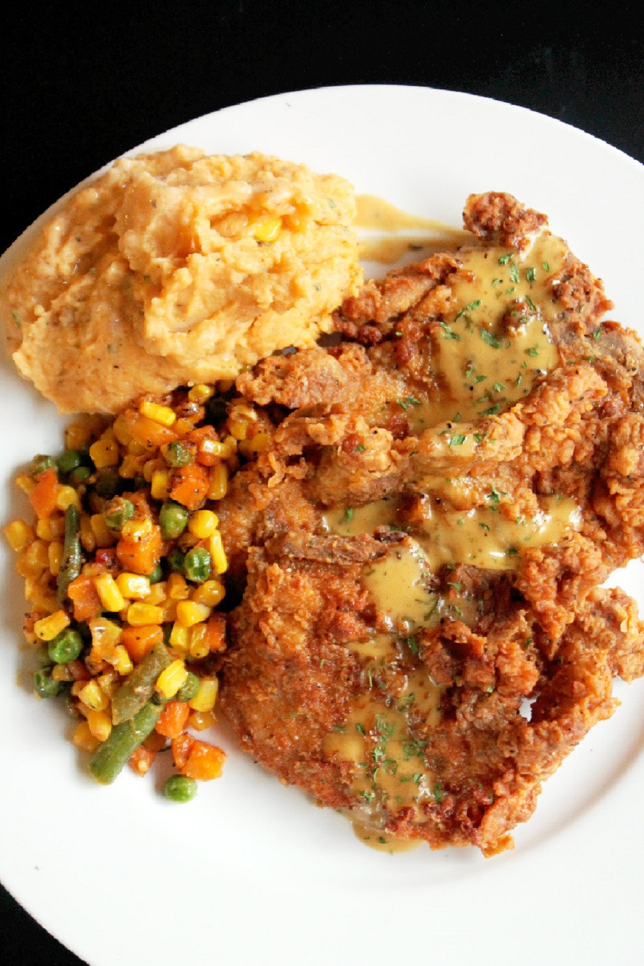 Country Fried Pork Chops  country fried pork chops