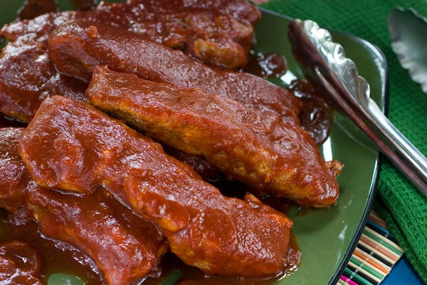 Country Style Pork Ribs Recipe  Eclectic Recipes Country Style Ribs with Jack Daniel's