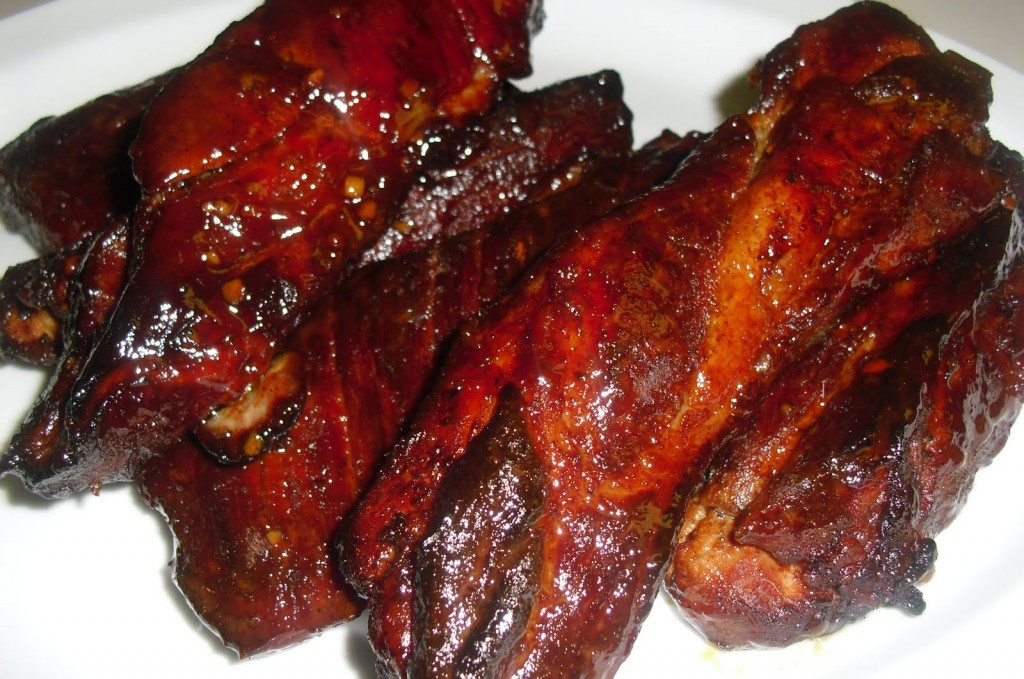 Country Style Pork Ribs Slow Cooker Beer  Country Style Root Beer Glazed Ribs Recipe Oven Baked