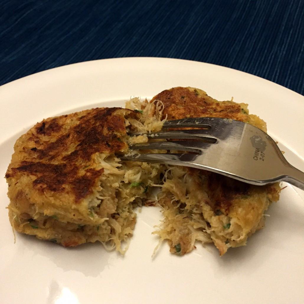 Crab Cake Recipe  easy crab cake recipe