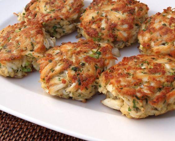Crab Cake Recipe Panko  Panko Crusted Crab Cakes at vannisfishmarket