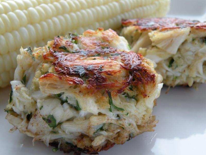 Crab Cake Recipe Panko  Top Freezer Recipes of 2012