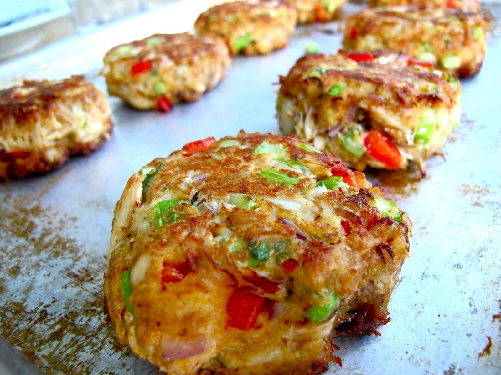 Crab Cake Recipe Panko  Jenny Steffens Hobick Crab Cakes with Panko Bread Crumbs