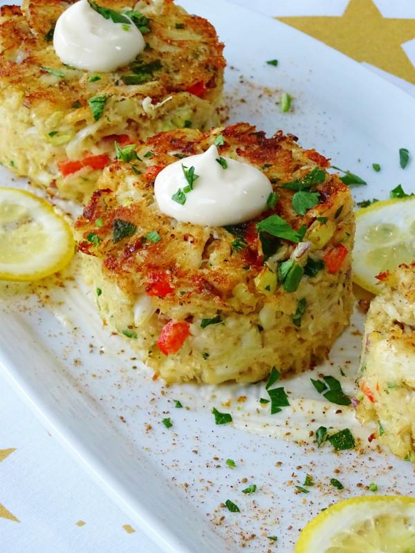Crab Cake Recipe  crab cakes