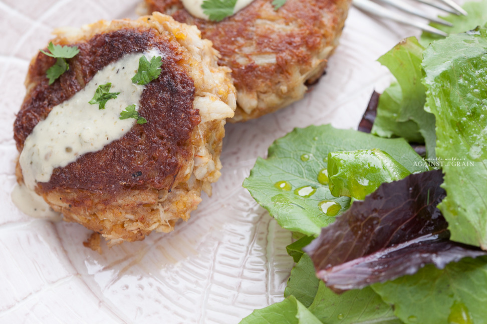 Crab Cakes Sauce  Crab Cakes with Rémoulade Sauce