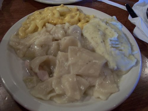 Cracker Barrel Chicken And Dumplings Recipe  Oodlekadoodle Primitives CRACKER BARREL COPY CAT RECIPES
