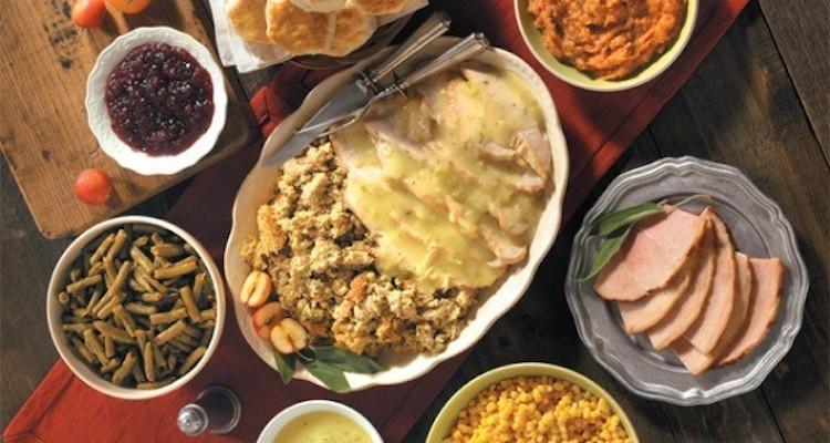 Cracker Barrel Christmas Dinner  Don't feel like cooking These restaurants will make