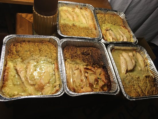 Cracker Barrell Thanksgiving Dinner  Thanksgiving day catering Picture of Cracker Barrel