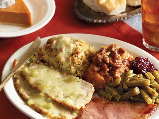 Cracker Barrell Thanksgiving Dinner  27 restaurants for Thanksgiving around Phoenix from