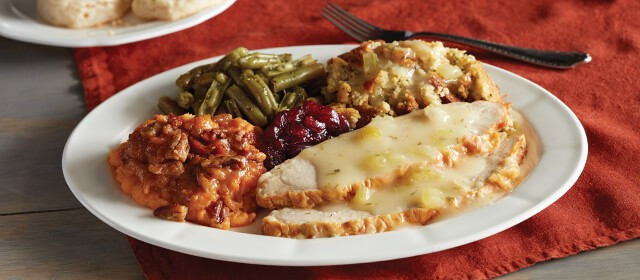 Cracker Barrell Thanksgiving Dinner  9 Places to Dine Out on Thanksgiving Williamson Source