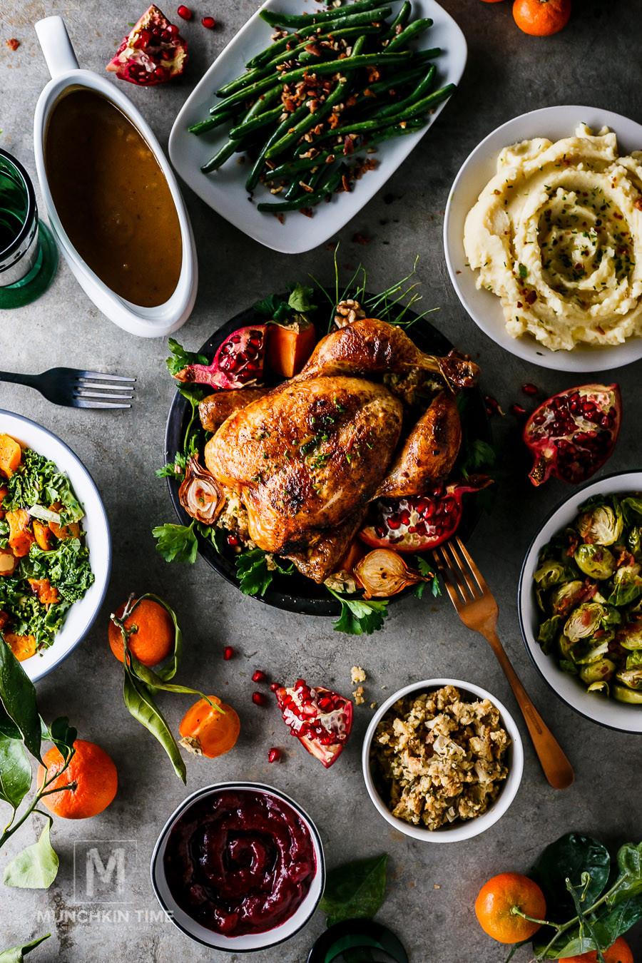 Craig'S Thanksgiving Dinner In A Can  7 Thanksgiving Dinner Ideas 2017 Munchkin Time
