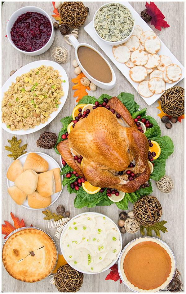 Craig'S Thanksgiving Dinner In A Can  Tips for Hosting Thanksgiving Dinner CakeWhiz