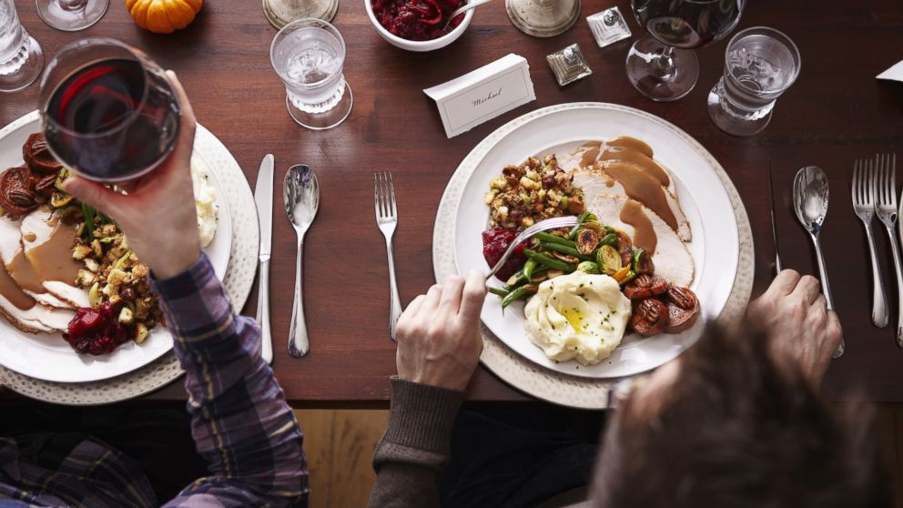 Craig'S Thanksgiving Dinner In A Can  How Many Calories You ll Eat This Thanksgiving ABC News