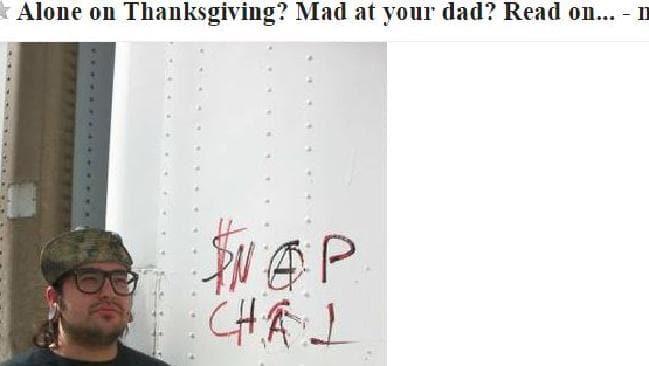 Craigslist Thanksgiving Dinner In A Can  Nick Schmidt posts funny ad on Craigslist Nashville