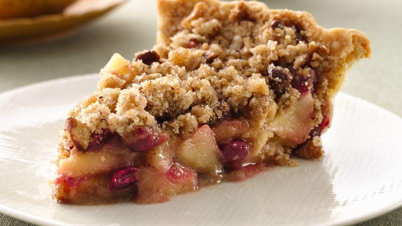Cranberry Apple Pie  French Cranberry Apple Pie Recipe Pillsbury