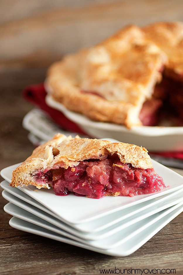Cranberry Apple Pie  Cranberry Apple Pie And Perfecting Your Pie Crust