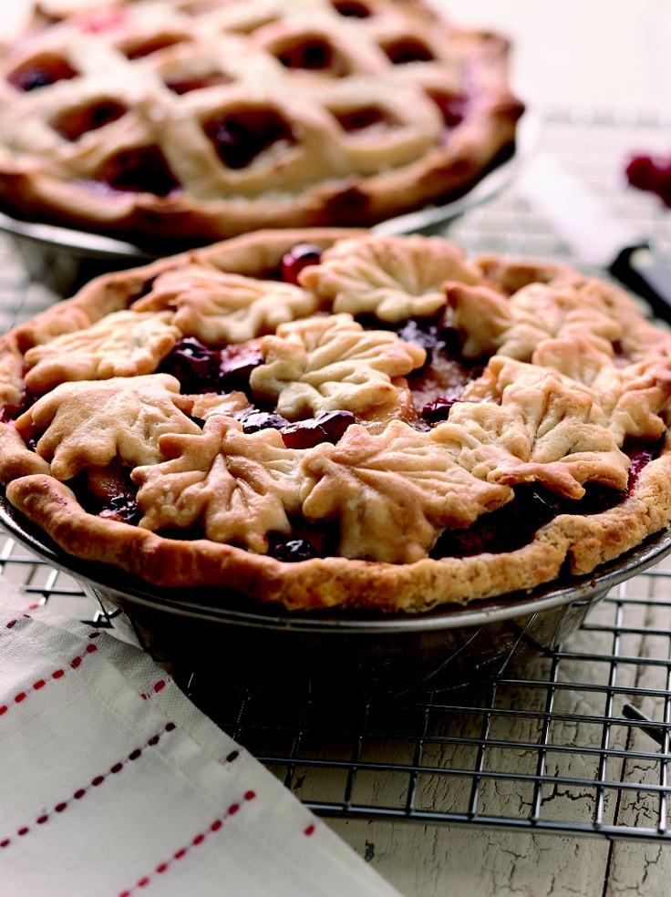 Cranberry Apple Pie  Apple Pie with Cranberries Recipe