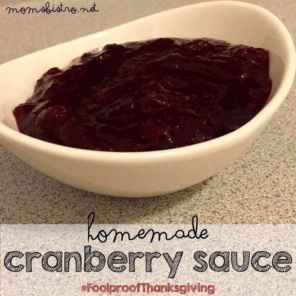 Cranberry Recipes For Thanksgiving  This Homemade Cranberry Sauce Will Be The Standout Dish At