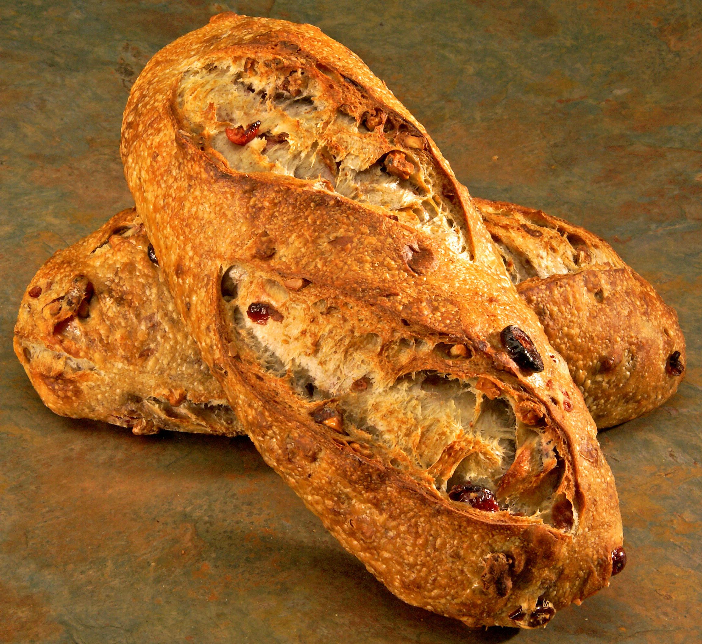 Cranberry Walnut Bread  Cranberry Walnut Bread Superhero And Super Scrumptious