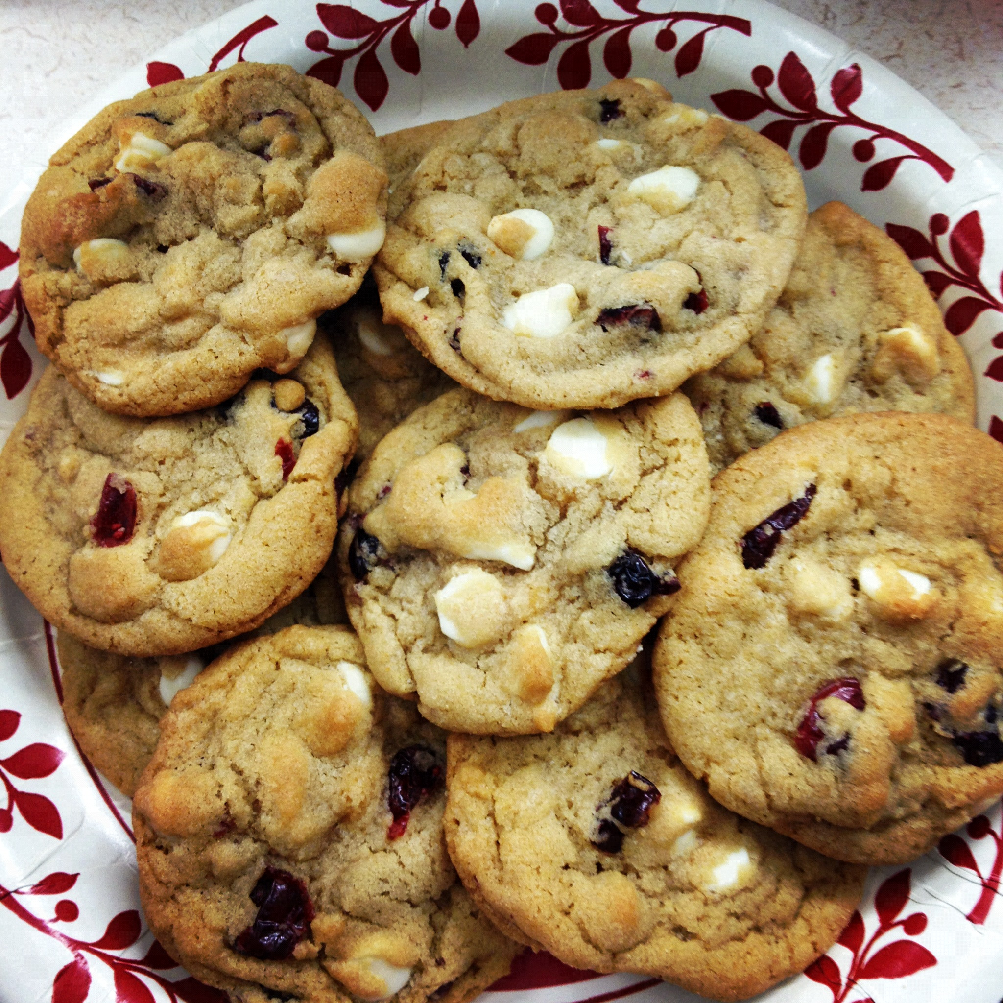 Cranberry White Chocolate Chip Cookies  white chocolate chip cranberry cookies – sally s baking