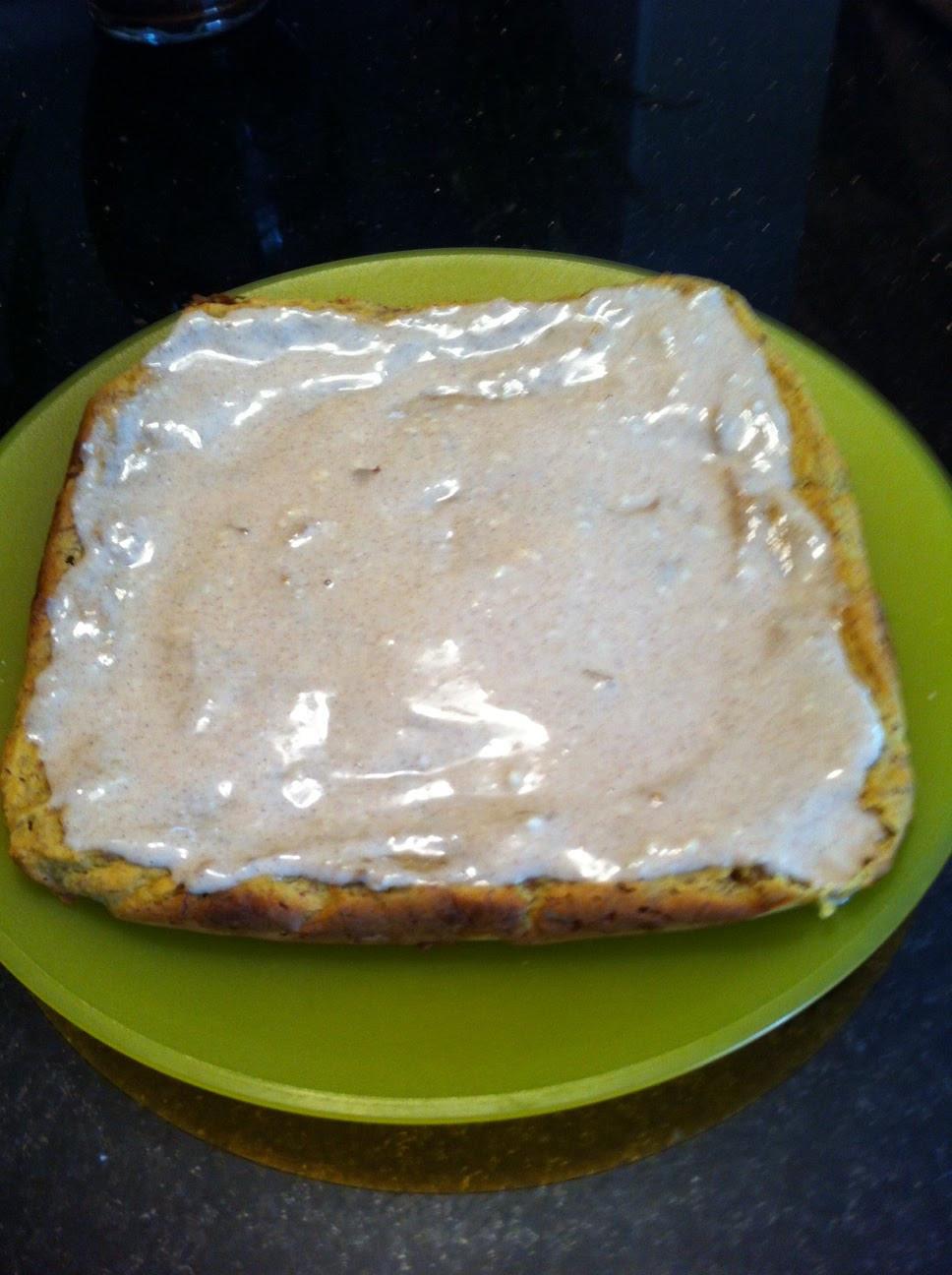 Crazy Banana Cake  Grain Free Groupie Crazy Good Banana Cake No Sugar Added