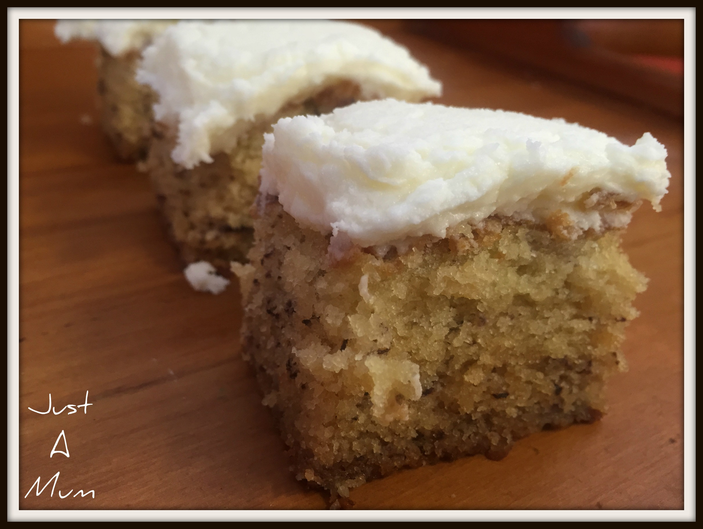 """Crazy Banana Cake  The """"You Just Have to Make It"""" Banana Cake – Just a Mum"""